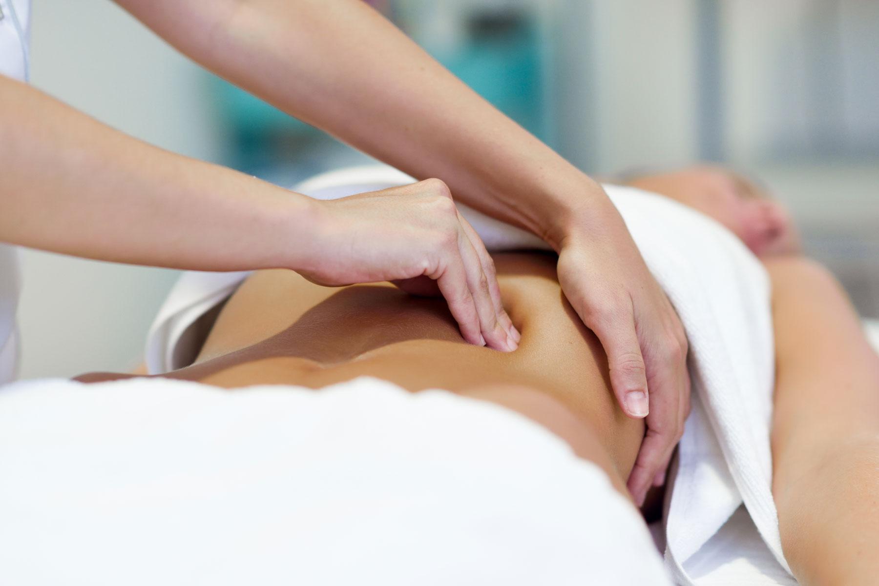viszerale Osteopathie